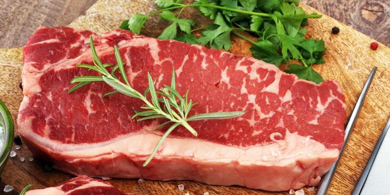 Rib Eye Steak, dry Aged